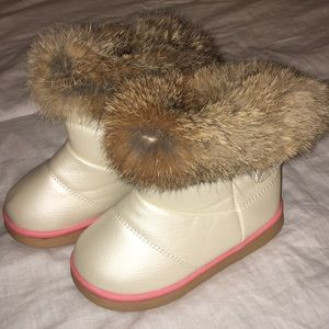Other - Faux fur boots